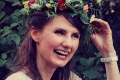 Iveta, lektorka a autorka kurzu Živá a krásná